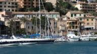 Marina Harbor in Spain / Mallorca