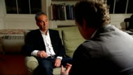 US Marine enters plea bargain in Haditha massacre case ENGLAND INT Nick Broomfield setup shot with reporter / interview SOT It gives the attitude we...