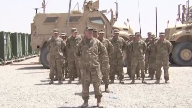US Marines return to Afghanistan's volatile Helmand where American troops faced heated fighting until NATO's combat mission ended in 2014 as...