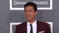 Mario Lopez at The 55th Annual GRAMMY Awards Arrivals in Los Angeles CA on 2/10/13