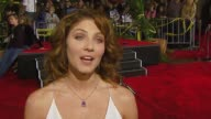 Marisa Petroro on her role in the movie her comedy background and being at her first premiere at the 'Reno 911 Miami' Premiere at Grauman's Chinese...