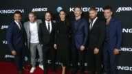 Mark Consuelos Nick Jonas Byron Balasco Natalie Martinez Jonathan Tucker Matt Lauria Frank Grillo at DIRECTV Celebrates the Season 2 Premiere of...