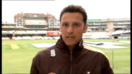Mark Ramprakash interview Mark Ramprakash interview continued SOT possible selection of Kevin Pietersen as England captain/ Michael Vaughan...