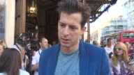 INTERVIEW Mark Ronson on seeing the show Tony Awards being at Glastonbury Festival Lee Nelson at Glastonbury Festival at The Curious Incident of the...