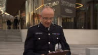 Mark Rowley Acting Deputy Commissioner of the Metropolitan Police saying 'this is a day we planned for but hoped would never happen' after the...