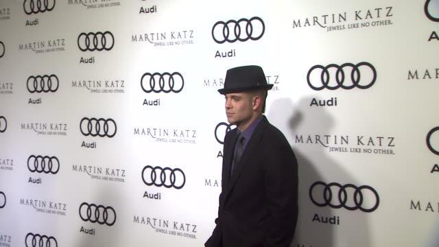 Mark Salling at the Audi And Martin Katz Celebrate The 2012 Golden Globe Awards in West Hollywood CA