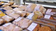 Market Butcher's Stall