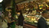 Market, Florence, Italy