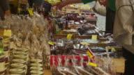 TILT UP Market Stall in Brixen (Bressanone) in South Tyrol