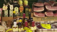 CU PAN Market Stall in Brixen (Bressanone) in South Tyrol