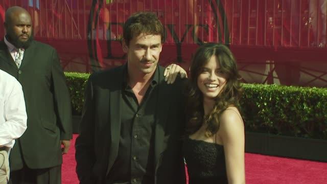 Marko Jaric and Adriana Lima at the 2008 ESPY Awards at Los Angeles CA