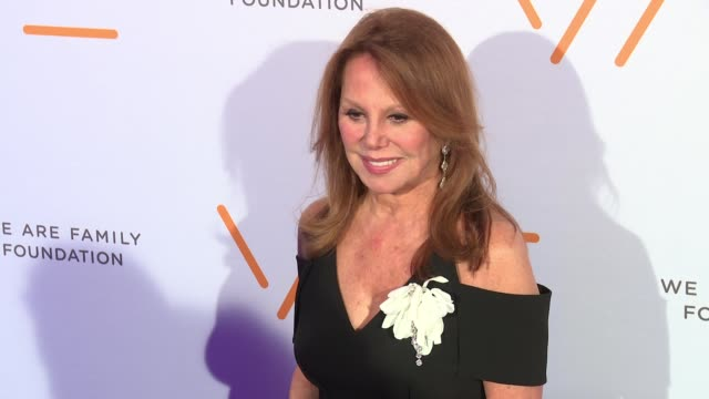 Marlo Thomas at We Are Family Foundation 2016 Celebration Gala at Hammerstein Ballroom on April 29 2016 in New York City