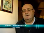 Police search for two more teenagers ENGLAND Liverpool INT John Cavanagh interview SOT