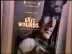 Marquee at the 'Exit Wounds' Premiere on March 13 2001