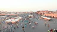 Marrakech timelapse HD