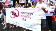 Marriage Equality USA is the nation's oldest organization dedicated to building equality for the lesbian gay bisexual transgender and queer community...