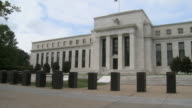 WS TU Marriner S. Eccles Federal Reserve Board Building housing main offices of Board of Governors of Federal Reserve System / Washington D.C., USA