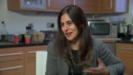 Mars Foods to label some of its products as 'occasional' treats Karina Ishani interview SOT/ PAN close shot of Dolmio food products including tomato...