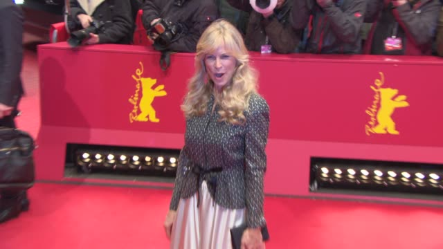 Martha De Laurentiis at Gala Award Ceremony 65th Berlinale Red Carpet 65th Berlin Film Festival at Berlinale Palace on February 14 2015 in Berlin...