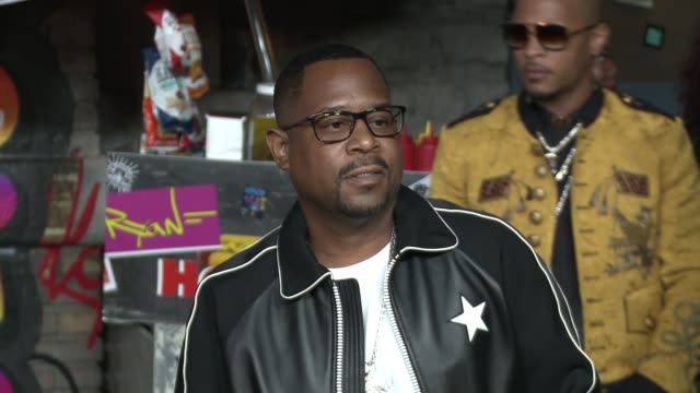 Martin Lawrence at 'VH1 Hip Hop Honors The 90's Game Changers' Monday September 18 At 9PM ET/PT at Paramount Studios on September 17 2017 in Los...