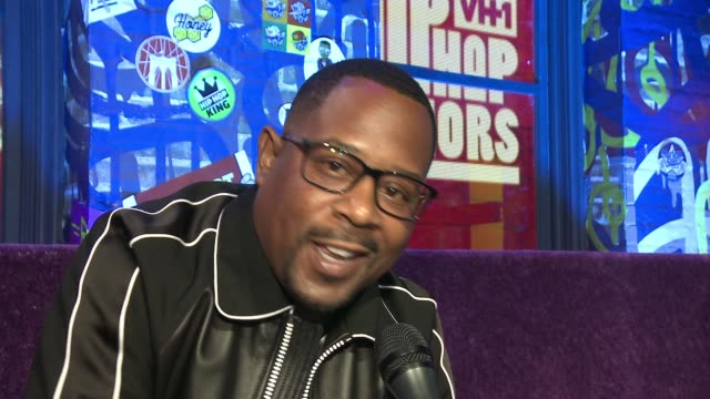 Martin Lawrence on what he is most excited about tonight on who he is looking forward to seeing on what his memories are of the 90's on what moment...