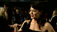 Martin Scorsese makes children's film 'Hugo' Red carpet interviews Helen McCrory interview SOT On working with Scorsese It was really disappointingno...