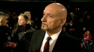 Martin Scorsese makes children's film 'Hugo' Red carpet interviews Sir Ben Kingsley interview SOT On working with Scorsese again When he gives you a...