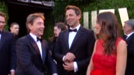 Martin Short and Seth Meyers at The 2013 Vanity Fair Oscar Party Hosted By Graydon Carter Martin Short and Seth Meyers at The 2013 Vanity at Sunset...