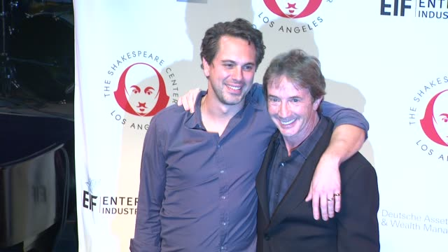 Martin Short and Thomas Sadoski at 23rd Annual Simply Shakespeare Martin Short and Thomas Sadoski at 23rd Annual at The Broad Stage on September 25...