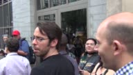 Martin Starr and Paul Scheer on ComicCon at Celebrity Sightings ComicCon International 2013 Martin Starr and Paul Scheer on ComicCon at on July 19...
