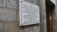 Martyr chapel, Paris