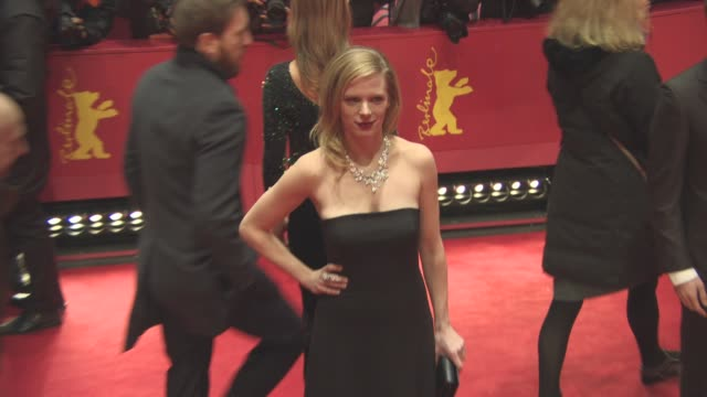 'The Party' Red Carpet at Berlinale Palast on February 13 2017 in Berlin Germany
