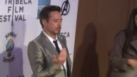'Marvel's The Avengers' Premiere 2012 Tribeca Film Festival Closing Night New York NY United States 04/28/12