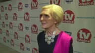 INTERVIEW Mary Berry on winning her award the new series without her and her future projects on September 04 2017 in London England