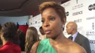 Mary J Blige on how she feels to receive this honor from Essence and what makes Essence such a special publication INTERVIEW Shaun Robinson on...