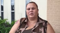 Mary King spent over 5 hours at the FEMA disaster resource center she's not satisfied with the response by FEMA after losing everything in her...