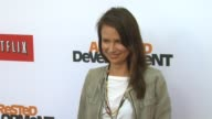 Mary Lynn Rajskub at Netflix's Arrested Development Season Four Los Angeles Premiere 4/29/2013 in Hollywood CA