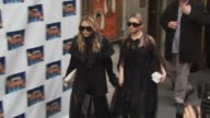 MaryKate Olsen and Ashley Olsen at the Opening Of 'Lend Me A Tenor' Arrivals at New York NY