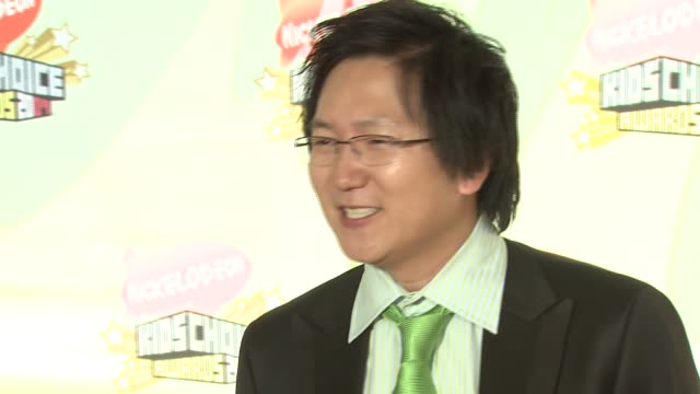 Masi Oka at the 2007 Nickelodeon's Kids' Choice Awards at UCLA's Pauley Pavilion in Los Angeles California on March 31 2007