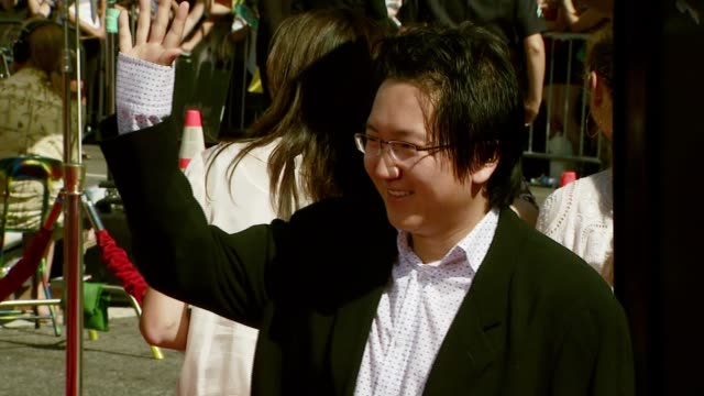 Masi Oka at the 'Harry Potter and the Order of the Phoenix' US Premiere at Grauman's Chinese Theatre in Hollywood California on July 8 2007