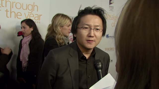 Masi Oka at the Hollywood Life's 7th Annual Breakthrough of the Year Awards at The Music Box Theater at the Henry Fonda Theater in Los Angeles...