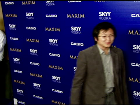 Masi Oka at the The Maxim Style Awards Presented by Casio at Avalon in Hollywood California on September 18 2007