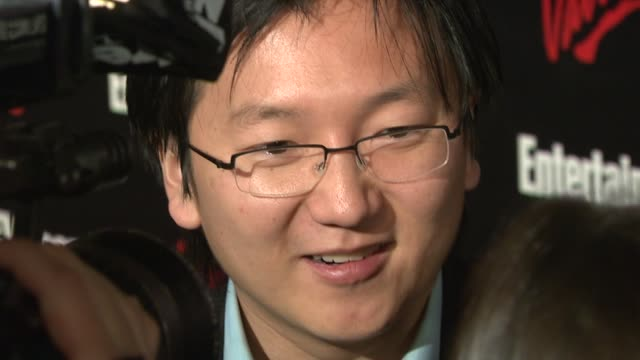 Masi Oka at the Upfront Party Hosted by Entertainment Weekly and Vavoom at the Box in New York New York on May 15 2007