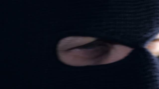 Occhi mascherato