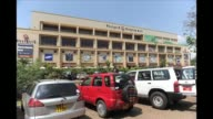Masked gunmen stormed a teeming upmarket mall in Nairobi Saturday sprayed gunfire and killing around 20 people before holing themselves up in the...