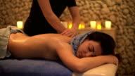 Massage at Spa