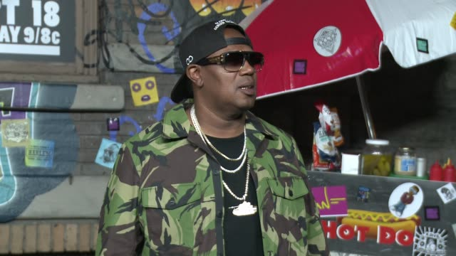 Master P at 'VH1 Hip Hop Honors The 90's Game Changers' Monday September 18 At 9PM ET/PT at Paramount Studios on September 17 2017 in Los Angeles...