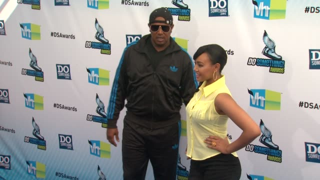 Master P Cymphonique Miller at 2012 Do Something Awards on 8/19/12 in Santa Monica CA