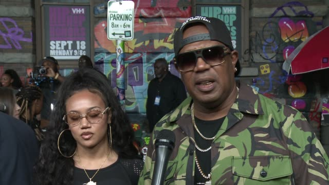 INTERVIEW Master P on what he is most excited about tonight on who he is looking forward to seeing on what moment he would love to relive from the...