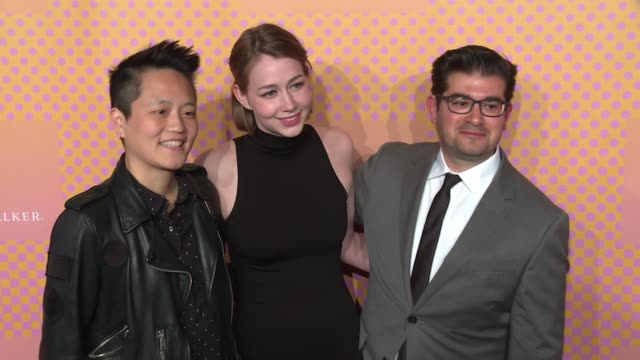 MasterClass team at The 21st Annual Webby Awards Arrivals at Cipriani Wall Street on May 15 2017 in New York City